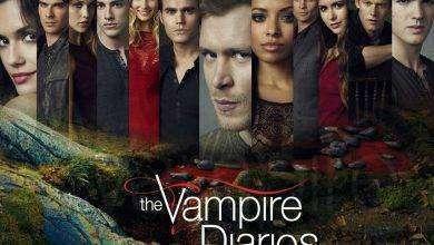صورة قصة مسلسل the vampire diaries الأمريكي