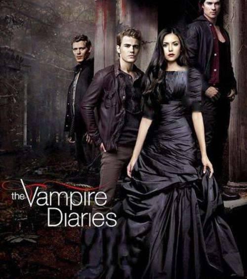 قصة مسلسل the vampire diaries