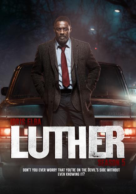 قصة مسلسل luther