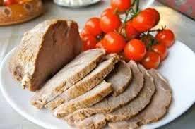 كيف تعرف لحم الخنزير المطبوخ