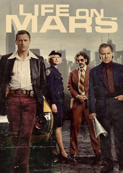 قصة مسلسل life on mars