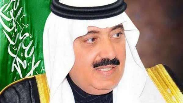 القبض على الأمير متعب بن عبدالله