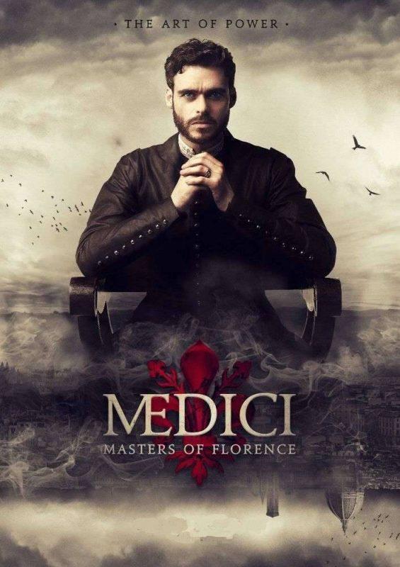 قصة مسلسل medici