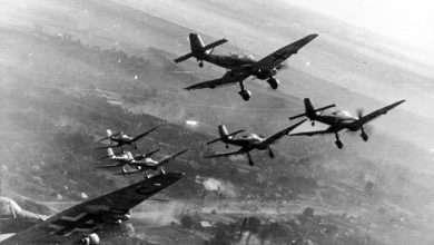 صورة مقال عن الحرب العالمية الثانية
