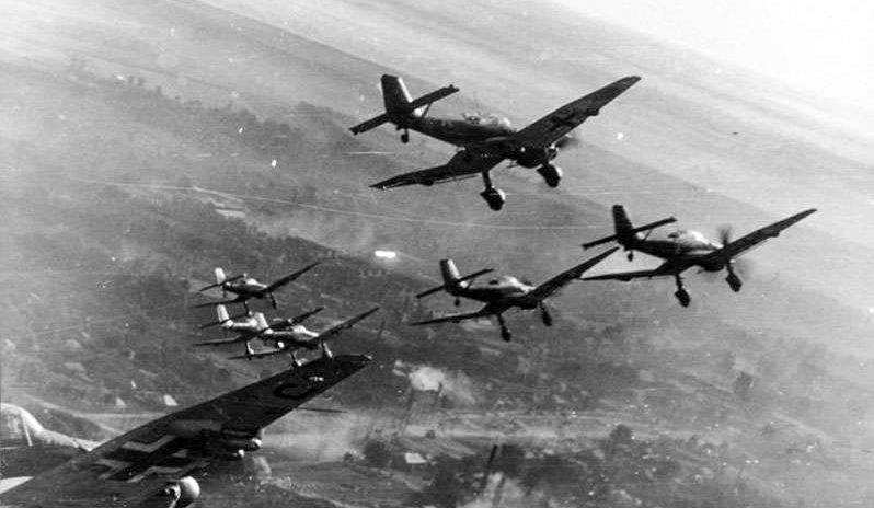 مقال عن الحرب العالمية الثانية