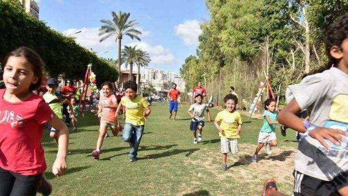 أفكار فعاليات رياضية للأطفال ..