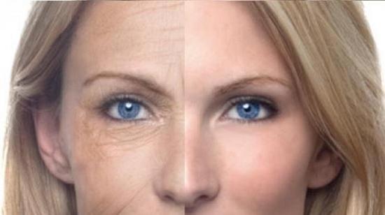 منع الشيخوخة المبكرة