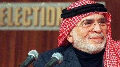 صورة حياة الملك الحسين بن طلال