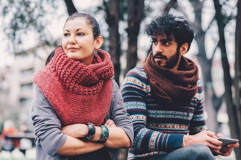 فوائد الصمت في الحياة الزوجية