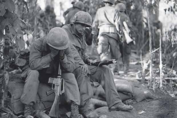 مقال عن الحرب