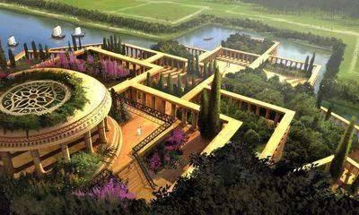 لماذا بنيت حدائق بابل المعلقة