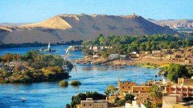 صورة مقال عن النيل