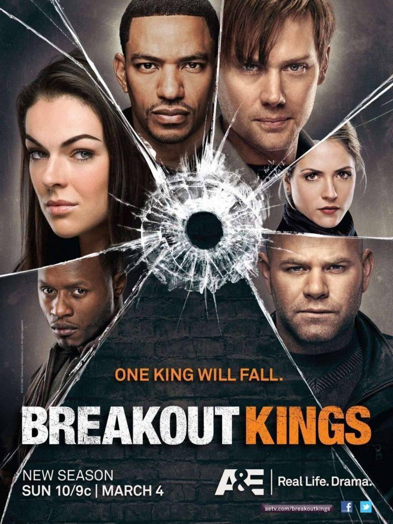 قصة مسلسل breakout kings الأمريكي بإختصار