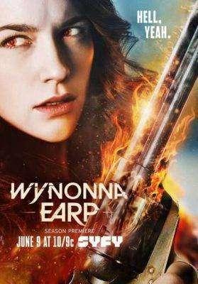 قصة مسلسل wynonna earp
