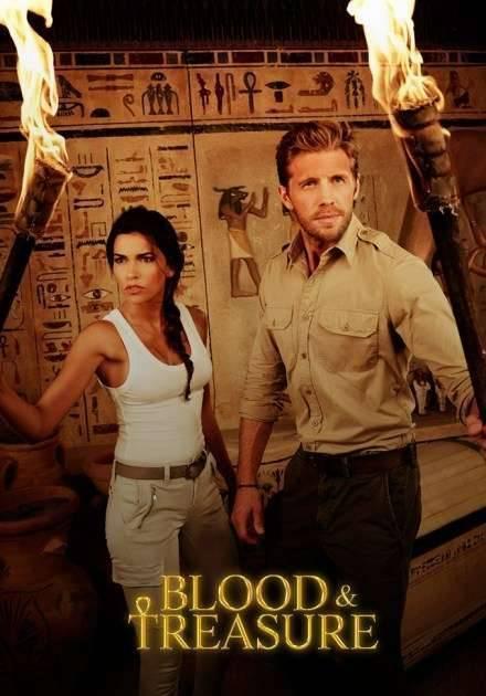 قصة مسلسل blood & treasure الأمريكي