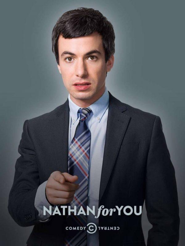 قصة مسلسل Nathan for you الأمريكي