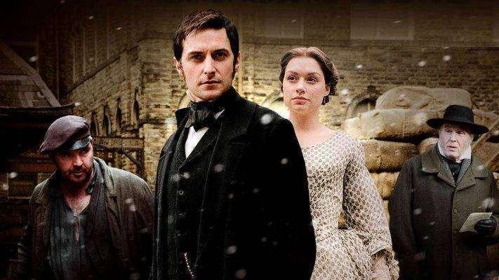 قصة مسلسل North and South البريطاني
