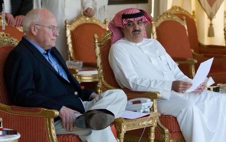 مهام الأمير متعب بن عبدالله في سانج