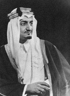 حياة الملك فيصل السّياسيّة