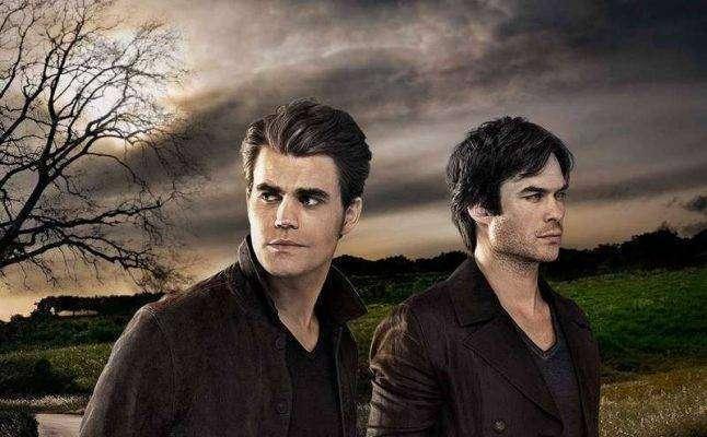 شخصيات مسلسل vampire diaries