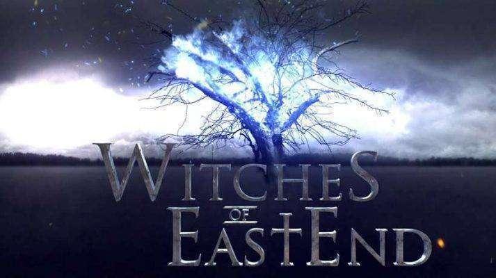 قصة مسلسل witches of east end
