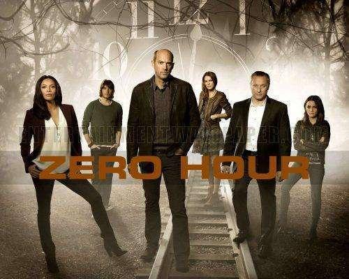قصة مسلسل Zero Hour