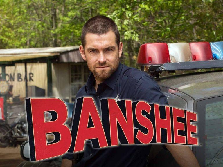 قصة مسلسل banshee