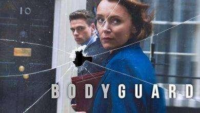 صورة قصة مسلسل Bodyguard