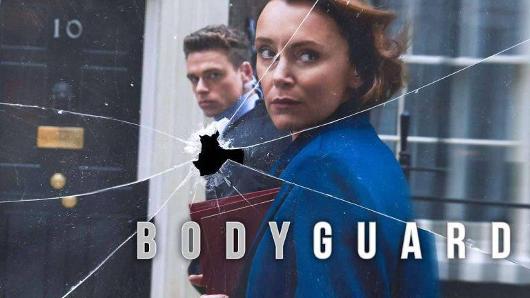 قصة مسلسل Bodyguard