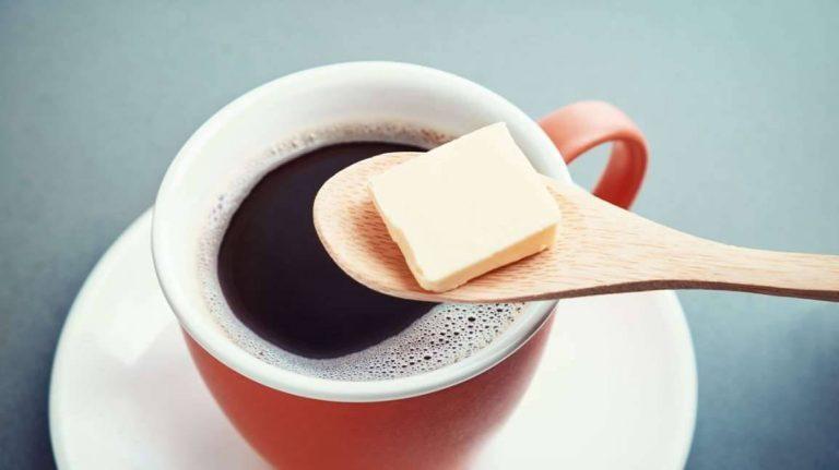 طريقة عمل القهوة بالزبدة