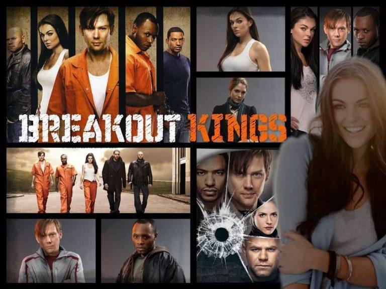 قصة مسلسل breakout kings الأمريكي