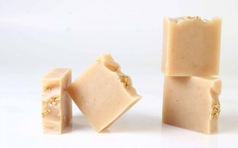 طريقة صنع صابون حليب الحمير في المنزل
