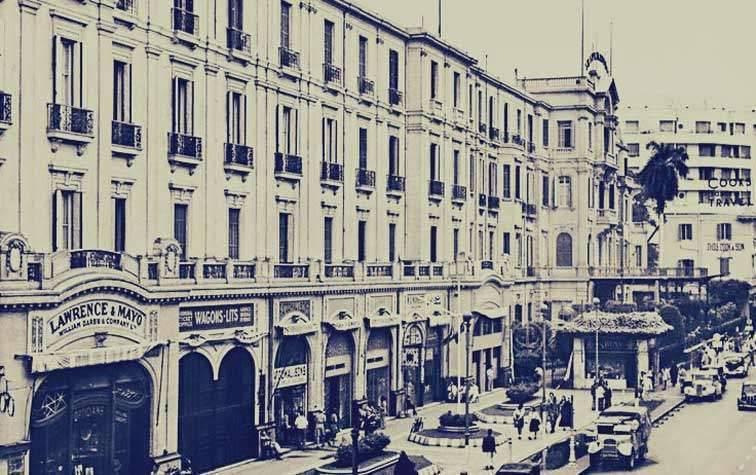 بداية بناء القاهرة الخديوية