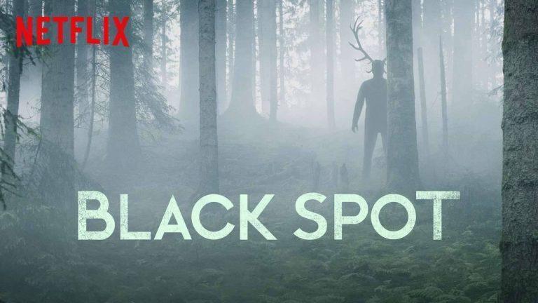 قصة مسلسل black spot