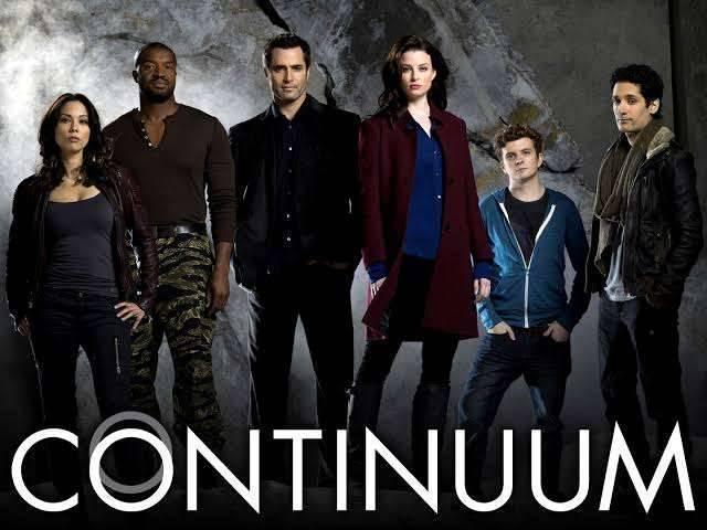 قصة مسلسل continuum