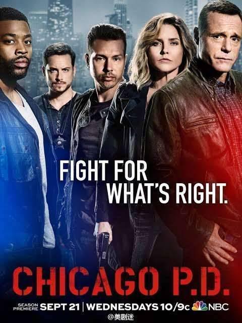 قصة مسلسل chicago pd