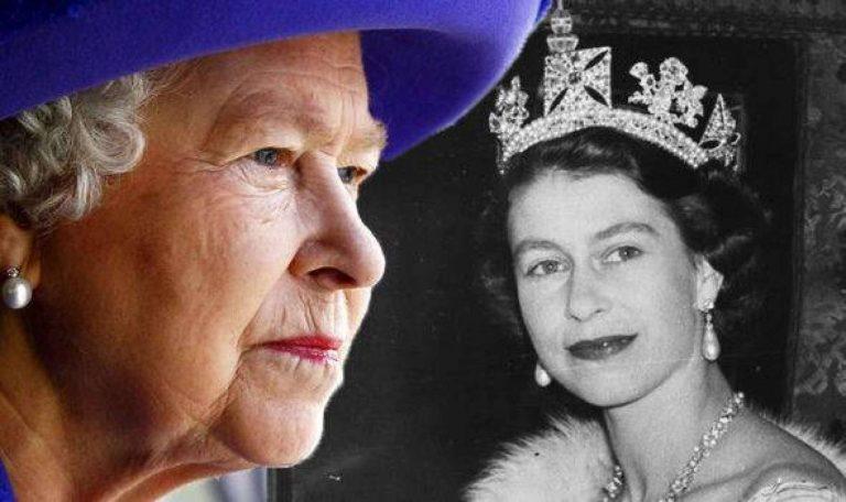 حياة الملكة اليزابيث