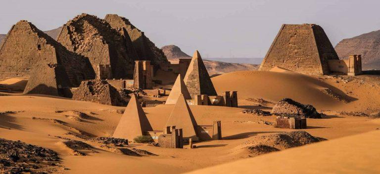 التاريخ القديم لمصر والسودان