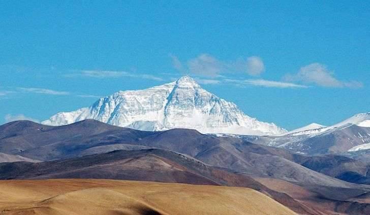 مقال عن الجبال