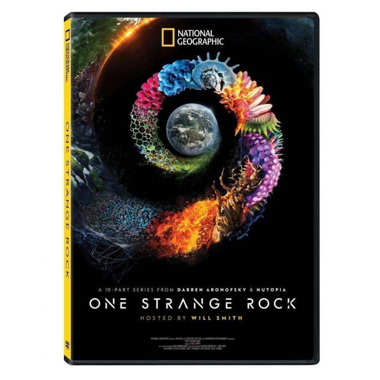 عناوين وتفاصيل حلقات مسلسل one strange rock