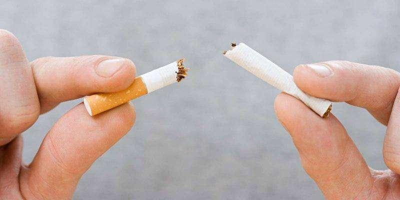 التخلص من ادمان التدخين