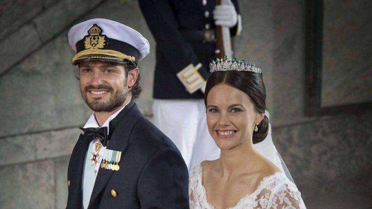 حياة الأمير كارل فيليب الزوجية