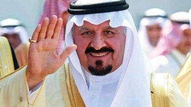صورة حياة الامير سلطان بن عبدالعزيز… معلومات عديدة عن مراحل حياة الأمير سلطان