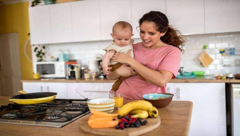 فوائد زبدة الفول السوداني للمرضع