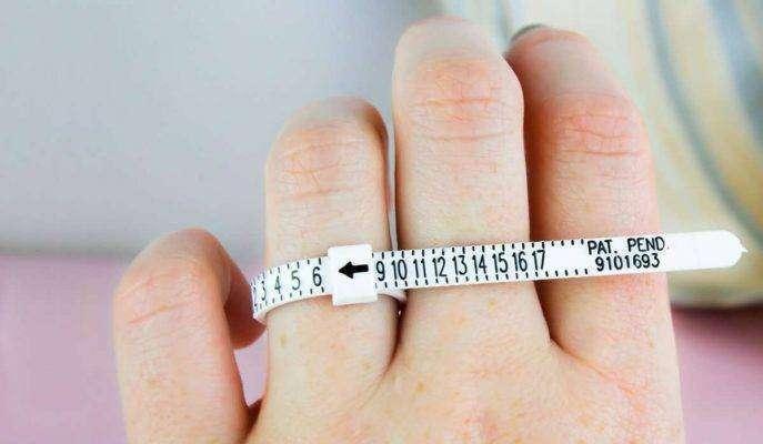 كيف تعرف مقاس خاتمك
