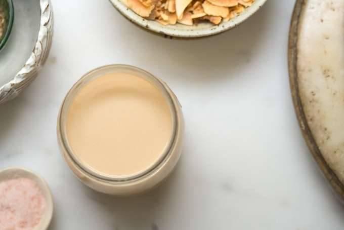 ما هو الحليب الذهبي
