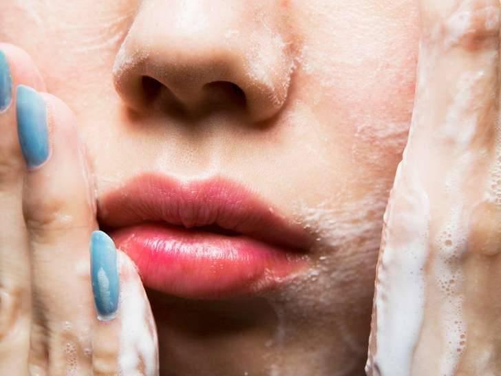 فوائد غسول كيو في الوجه
