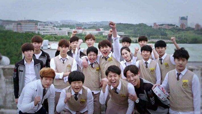 قصة مسلسل Nightmare teacher الكوري