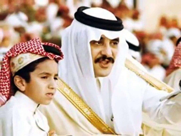 حياة الامير فيصل بن فهد