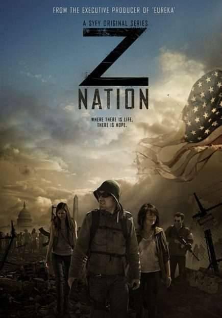 قصة مسلسل z nation